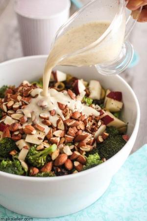 Brokoli İle Yapılabilecek Nefis Yemek Tarifleri