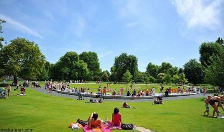 Londra'nın Meşhur Parkları