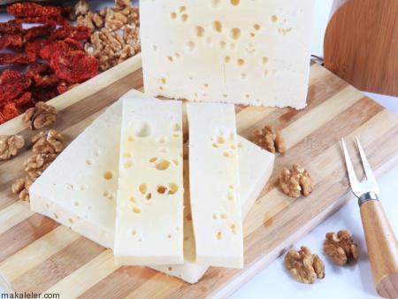 Mihaliç Peyniri Nasıl Yapılır?