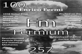 100 Numaralı Fermiyum Nedir? (Özellikleri, İzotopları)