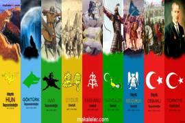 16 Türk Devleti Hakkında Bilgi (Kurucuları, Bayrakları)
