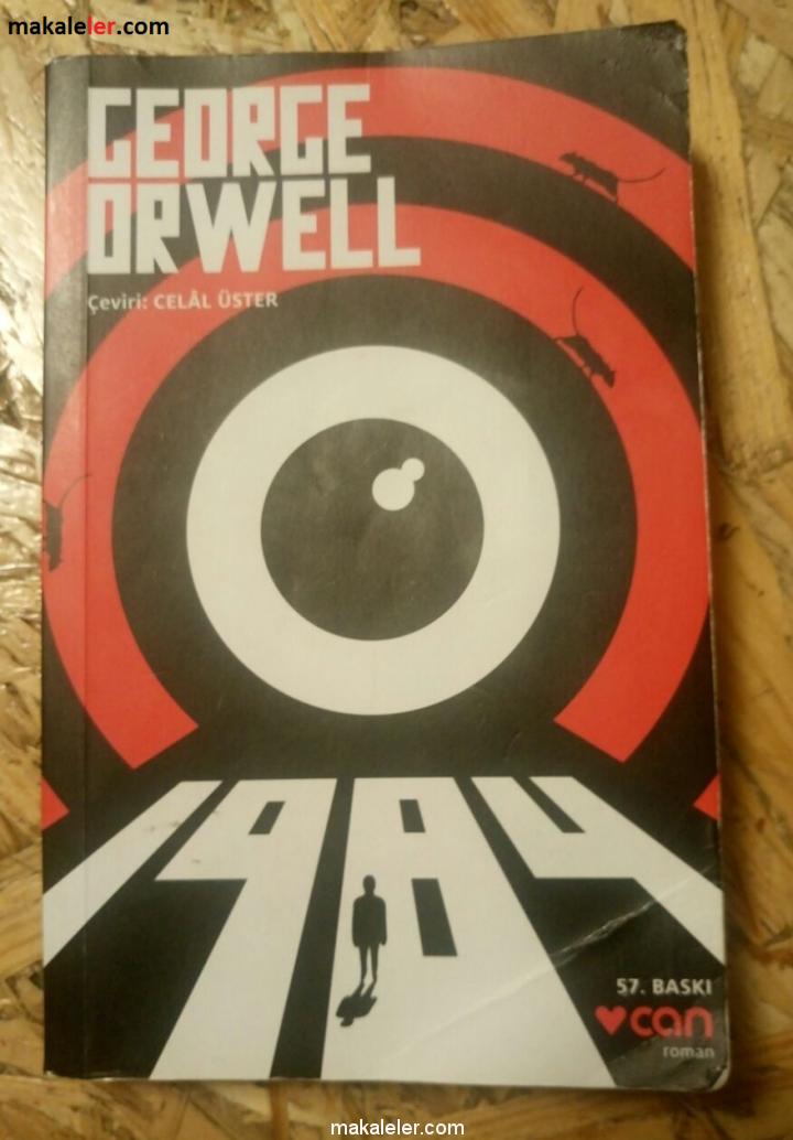 1984 (Bin Dokuz Yüz Seksen Dört) Romanının Özeti