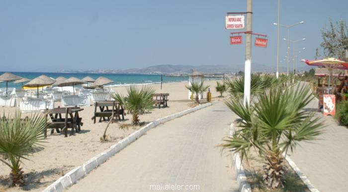 kuşadası long beach