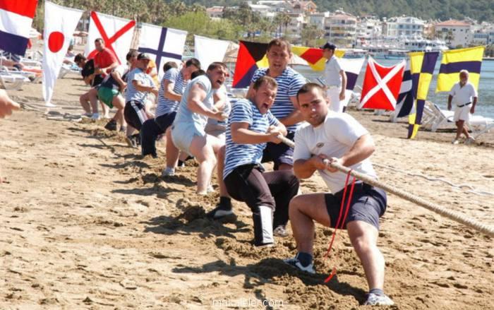 marmaris denizcilik ve bahar festivali
