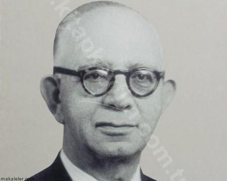 Ahmet Kutsi Tecer Kimdir?