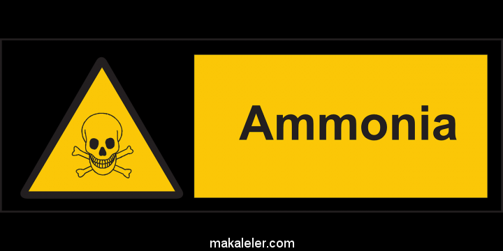 Amonyak Nedir, Nerelerde Kullanılır?