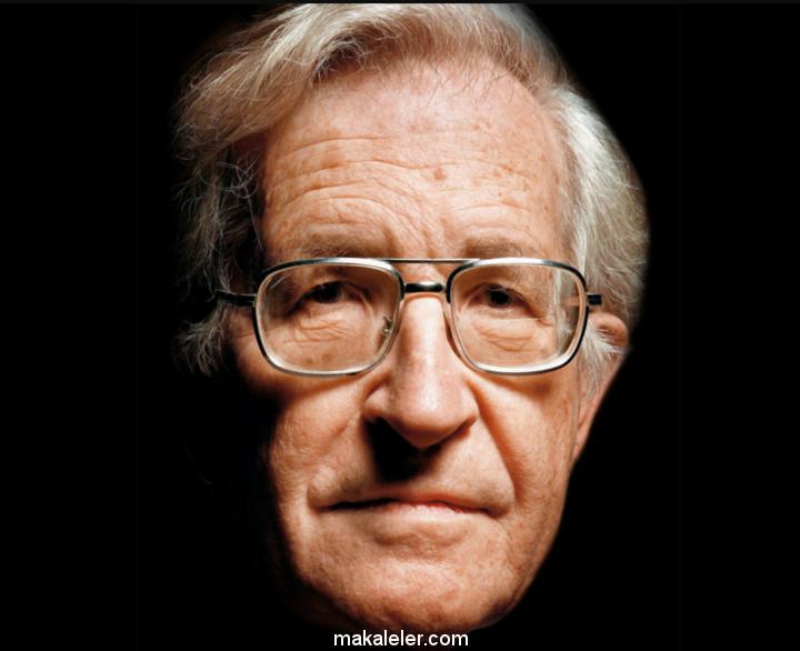 Avram Noam Chomsky Kimdir?