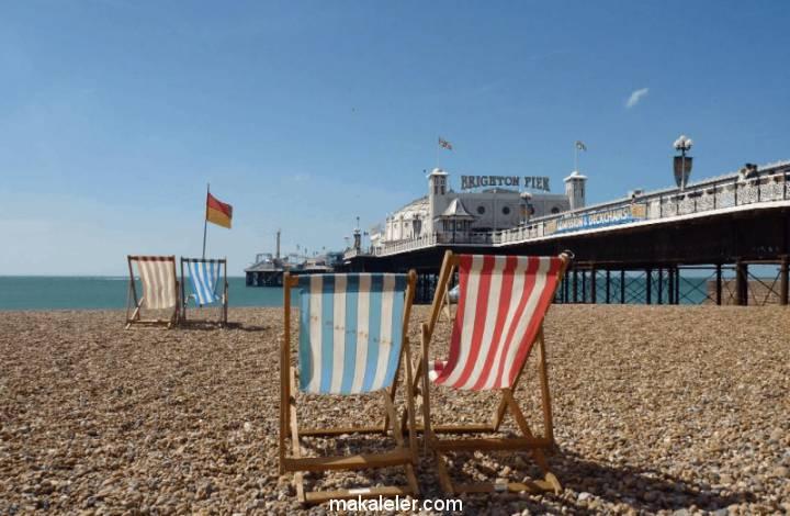 Brighton'da Gezilecek Yerler
