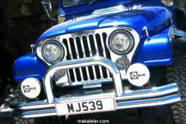 Cip (Jeep) Nedir? (Tarihi, Özellikleri)