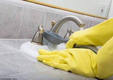 Ev Temizliğinde Sirke ve Karbonat Kullanımı
