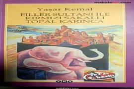 Filler Sultanı ile Kırmızı Sakallı Topal Karınca Roman Özeti