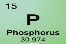 Fosfor Nedir, Nerelerde Kullanılır?