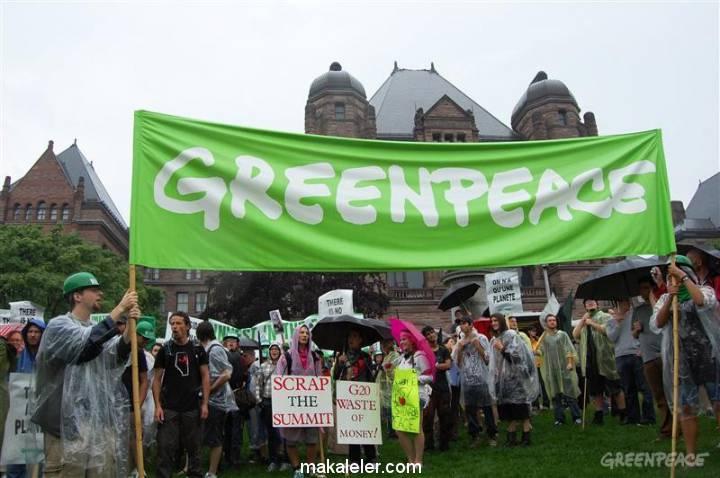 Greenpeace Nedir? (Amacı, Çalışmaları, Başarıları)