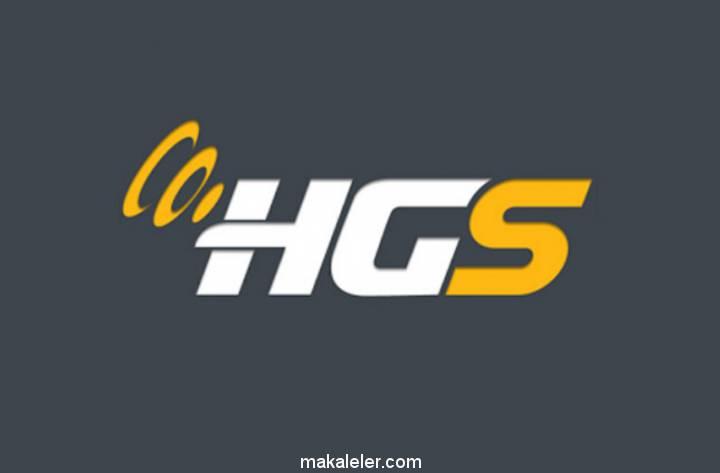 HGS Nedir, Nasıl Alınır?