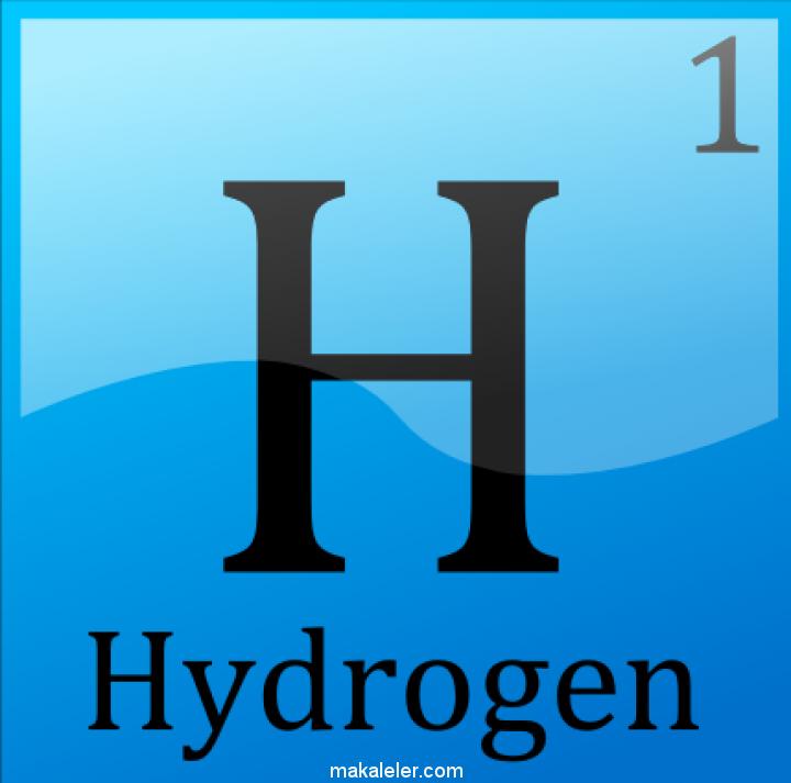 Hidrojen Nedir, Nerelerde Kullanılır?
