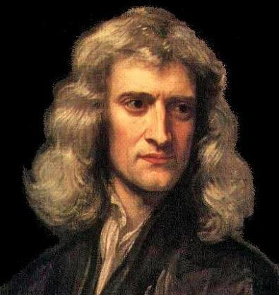 Isaac Newton'un Hayatı