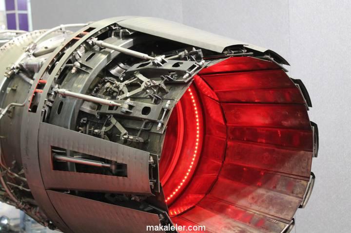 Jet Motoru Nedir, Nasıl Çalışır, Çeşitleri Nelerdir?