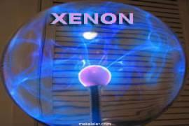 Ksenon (Xenon) Nedir? (Özellikleri, Kullanımı)