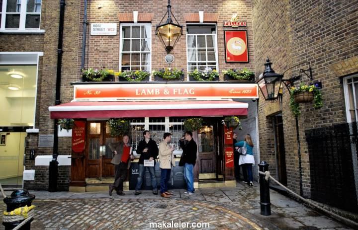 Londra'daki En İyi 5 Pub (Bar)