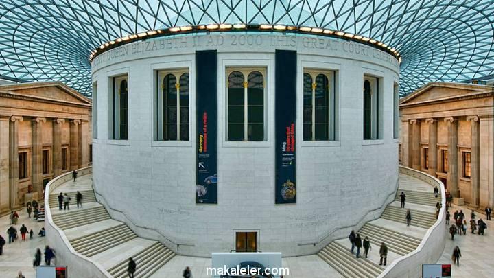 Londra'nın En İyi Müze ve Galerileri