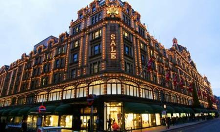 Londra'da Alışveriş Yapılacak Yerler