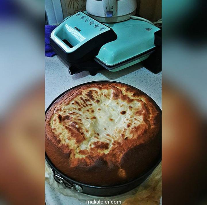 Magma Kek (Magma Pasta)