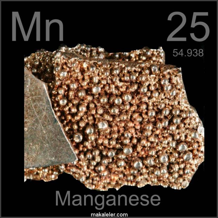 Mangan (Manganez) Nedir? (Özellikleri, Faydaları)