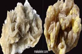 Barit: Mineral Ailesinden Çok Amaçlı Taş