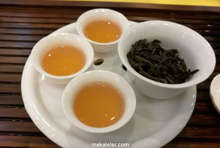 Oolong Çayı Nedir, Faydaları Nelerdir?