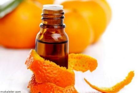 Portakal Yağı Nasıl Kullanılır?