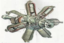 Rotary Motor Nedir, Nasıl Çalışır? (Tarihi ve Özellikleri)