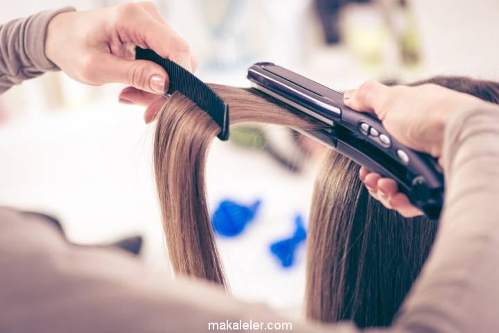 Saç Düzleştirici Nasıl Kullanılır?