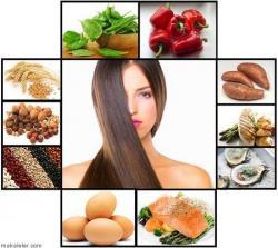 Saç Sağlığına İyi Gelen Besinler