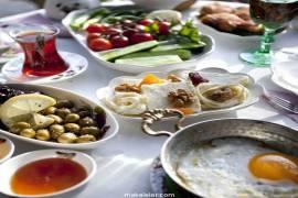 Sahurda Sağlıklı Beslenmenin Yolları Nelerdir?