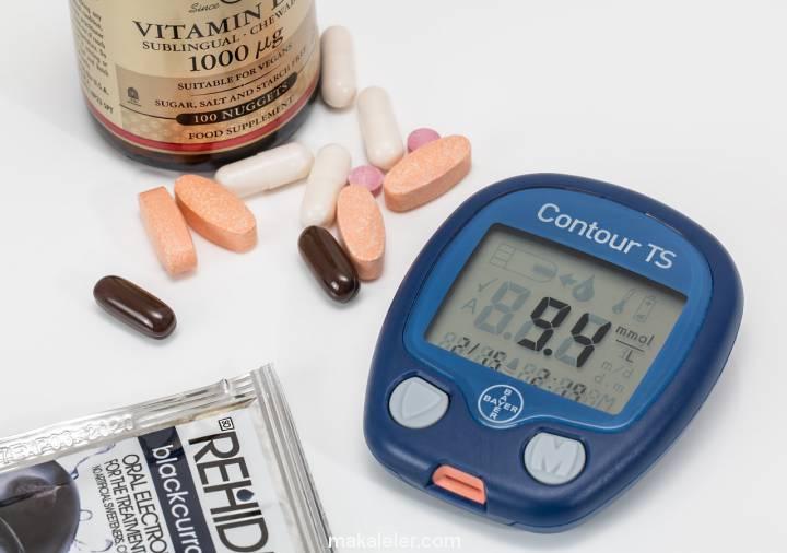 Şeker Hastası İçin Beslenme ve Yememesi Gerekenler