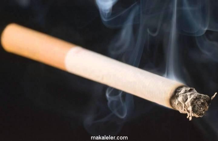 Sigara İçmenin Ölümcül Yan Etkileri