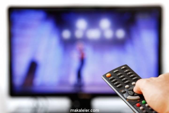 Televizyonun Zararları