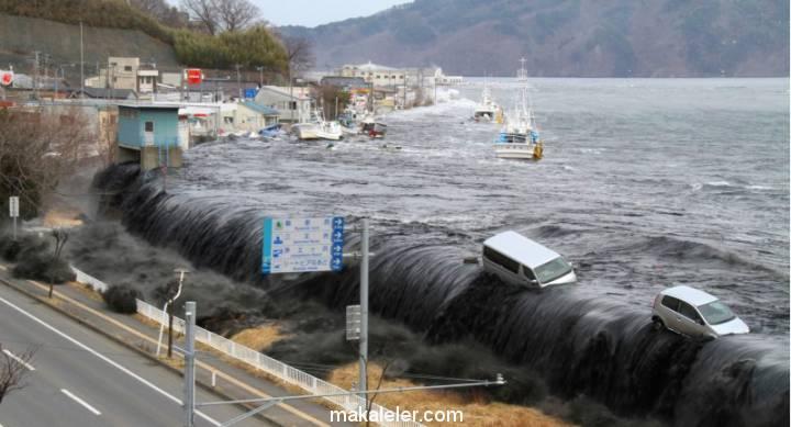 Tsunami Nedir, Nasıl Oluşur? Tarihteki Önemli Tsunamiler Nelerdir?