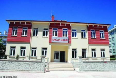 Türkiye'deki Birinci Basamak Sağlık Kuruluşları
