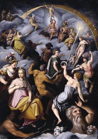 Yunan Mitolojisi Nedir?
