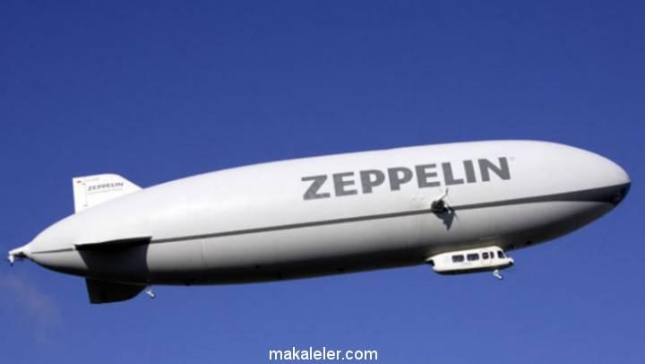 Zeplin Nedir, Nasıl Çalışır?